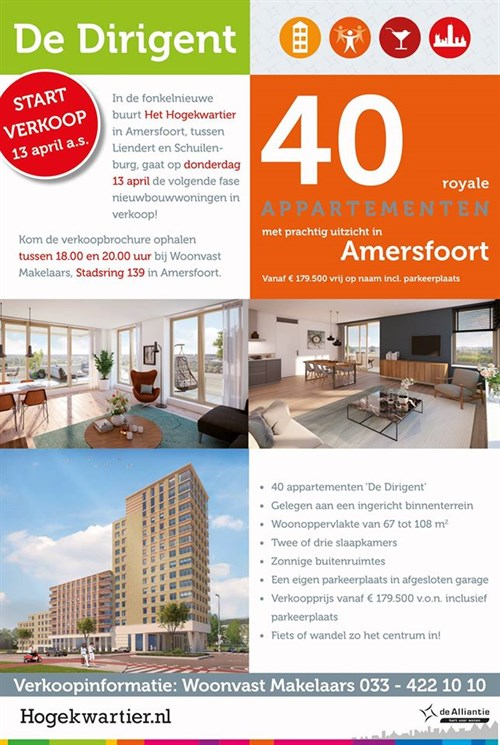 Advertentie Start verkoop